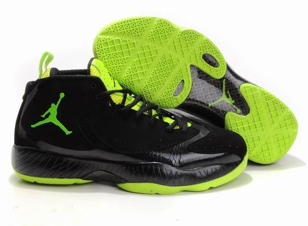Nike shoes outlet store in California:Men's Air Jordan 2012 Shoes Black  Green