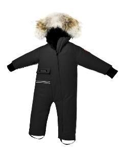 manteau canada goose bebe