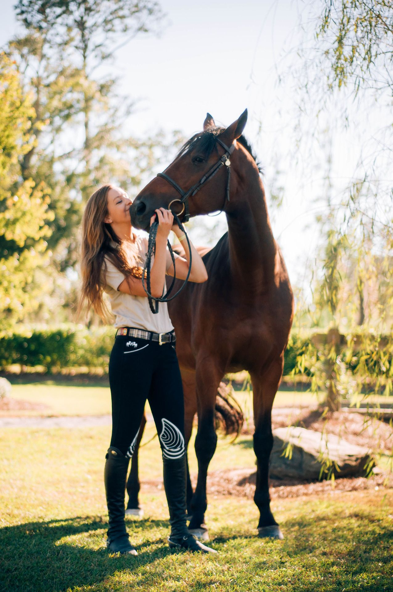 Beautiful Setting Great Pose And Cool Breeches Horses Horse