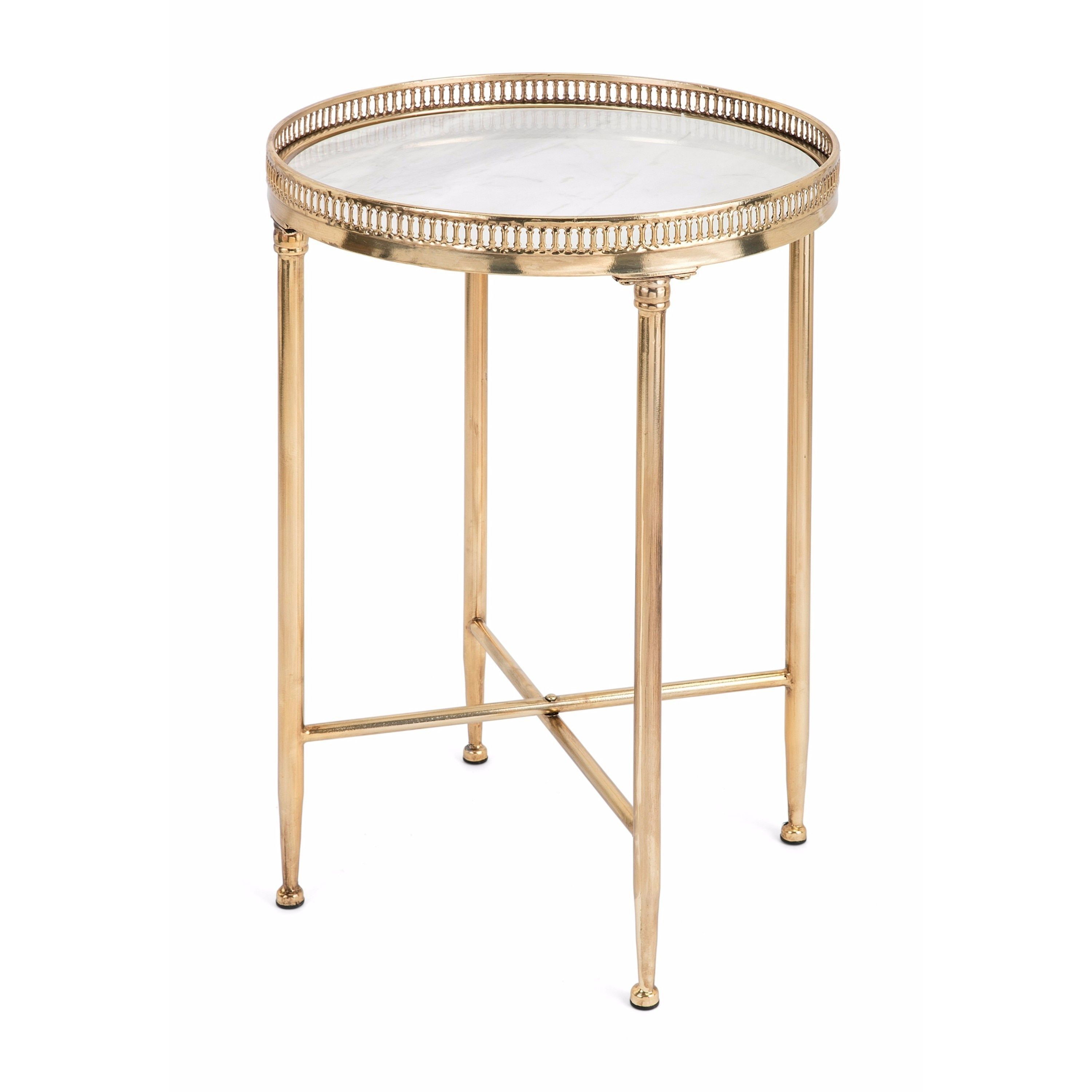 Imax jocelyn occasional table occasional tables clear outlet