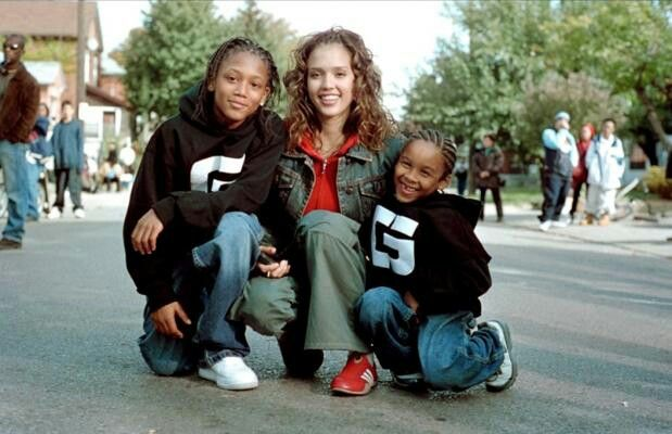 Lil Romeo Jessica Alba Zachary Williams Jessica Alba Iconic Movies