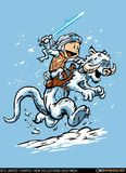 Calvin and Hoth - II - Apparel | Once Upon a Tee