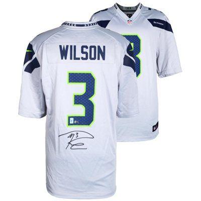 buy popular 39915 80758 Nike Russell Wilson Seattle Seahawks Super Bowl XLVIII ...