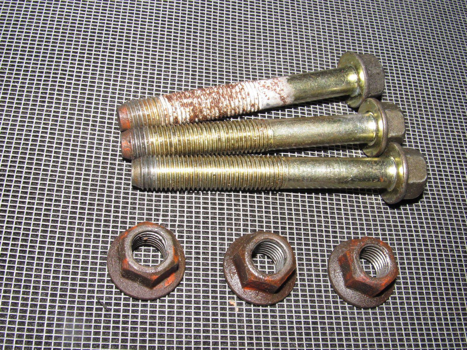 94 95 96 97 Mazda Miata OEM Rear Upper Control Arm Bolt Set