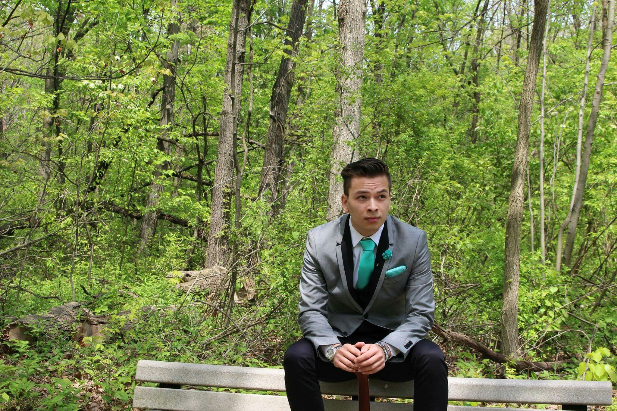 Just a few prom photos :p