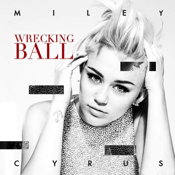 song wrecking Miley cyrus ball