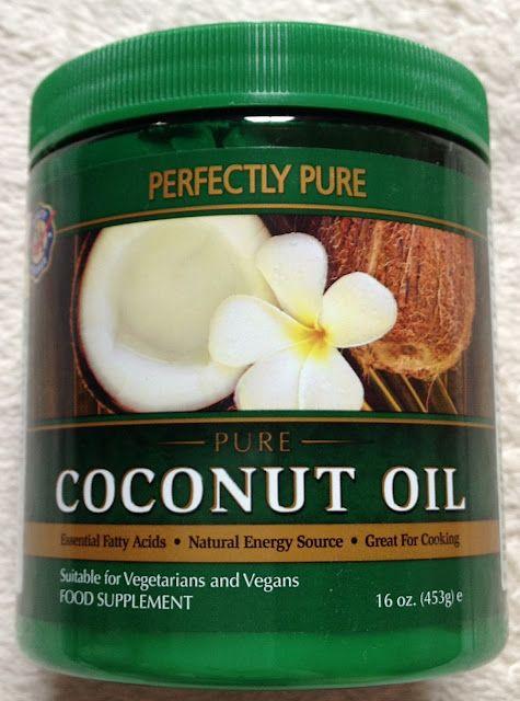 Pure Coconut Oil http://iamfabulicious.blogspot.co.uk/2012/04/pure-coconut-oil.html