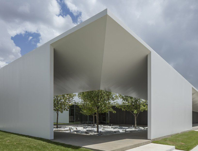 The Menil Drawing Institute By Johnston Marklee Is Set To Open In