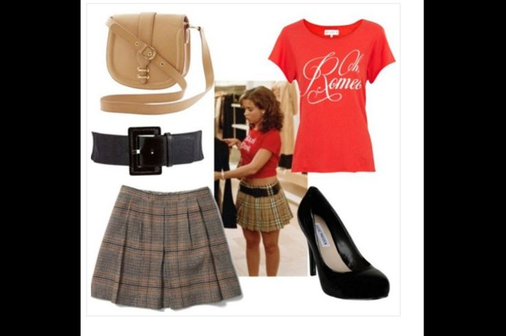 Gretchen wieners outfit inspired mean girlsCharacter