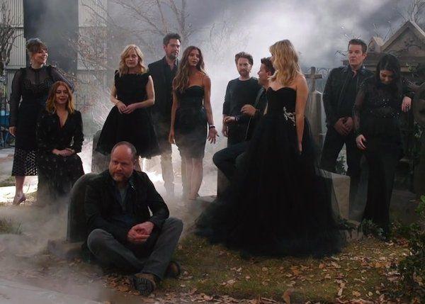 Buffy cazavampiros reunion 20 años despues
