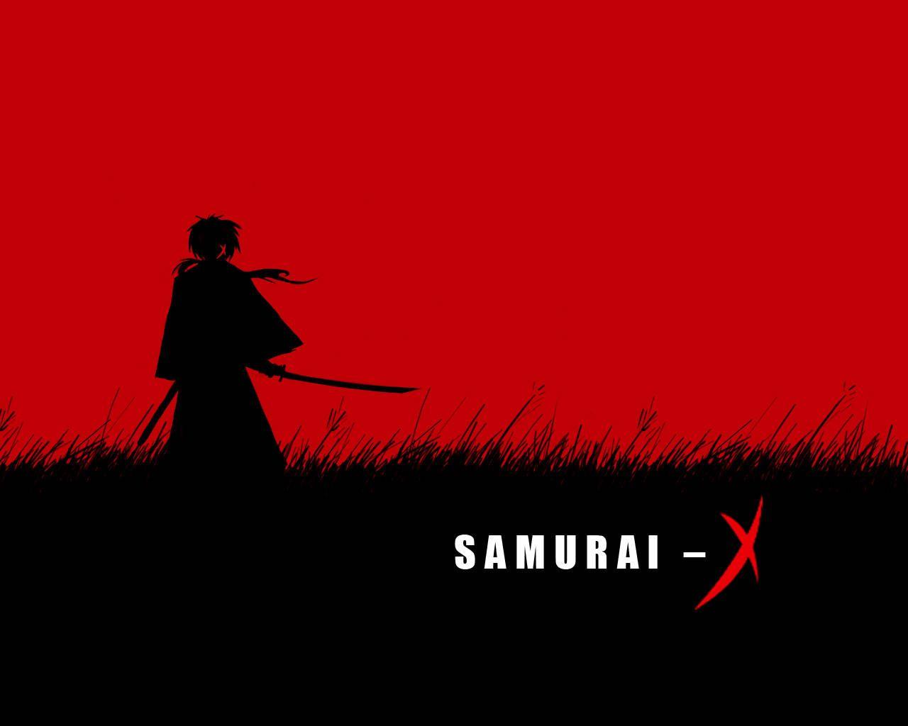 Samurai X Live Wallpaper Wallpaper