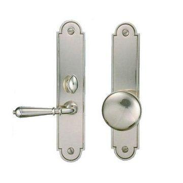 Emtek ARCHED SCREEN DOOR MORTISE LOCK SET, $121 | Home
