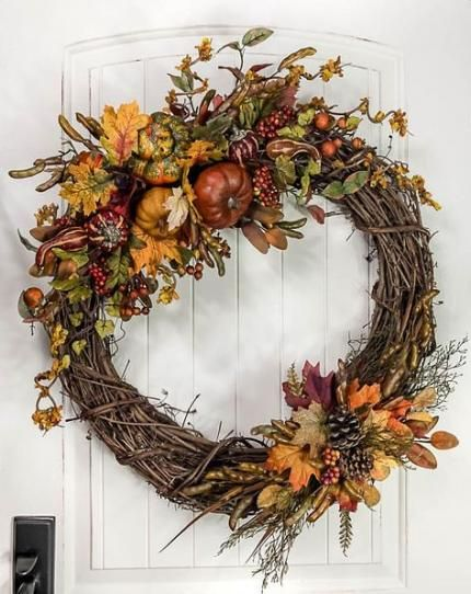 Photo of Door decorations halloween fall wreaths 27 ideas for 2019
