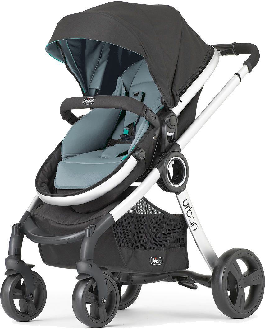 Chicco Urban 6in1 Modular Stroller Coal (With images