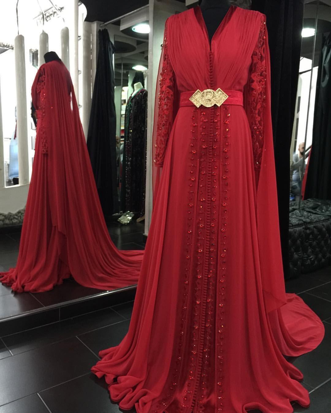 Mi Piace 2 092 Commenti 92 Romeo Couture Officiel Romeo Couture Officiel Su Instagram Romeo Haute Coutur Moroccan Dress Turkish Dress Arab Fashion