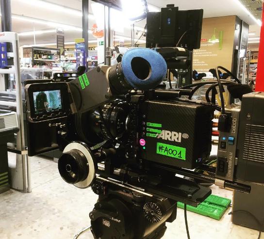 ARRI Alexa Mini, Cooke s4i set & SMB-2 | Film Camera
