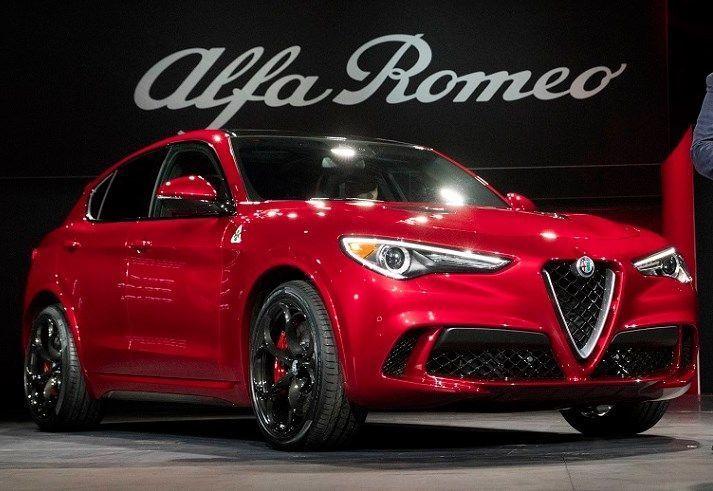 2018 Alfa Romeo Stelvio Colors Price Release Date Alfa Romeo