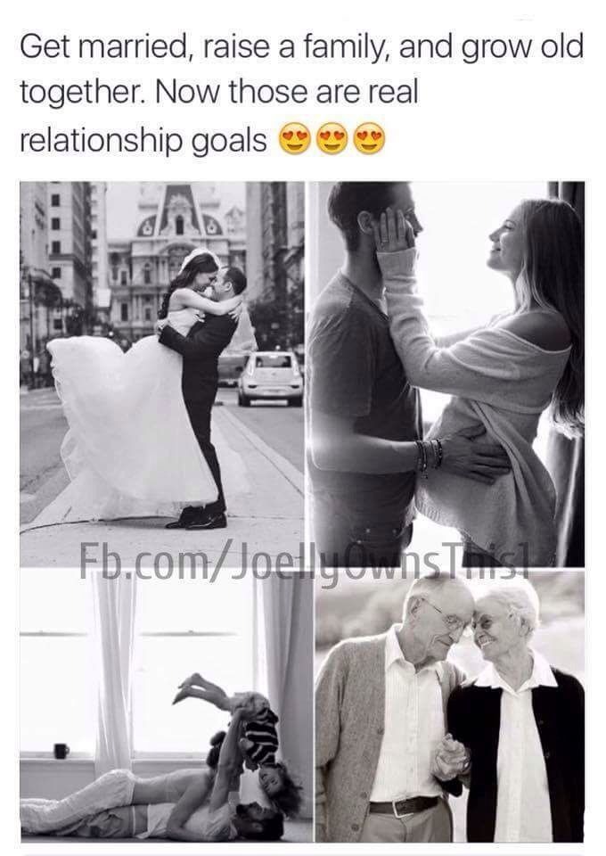 boy and girl relationship goals meme