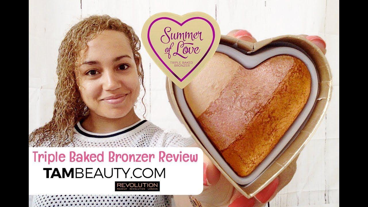 Tam Beauty from Makeup Revolution I Heart Makeup Triple