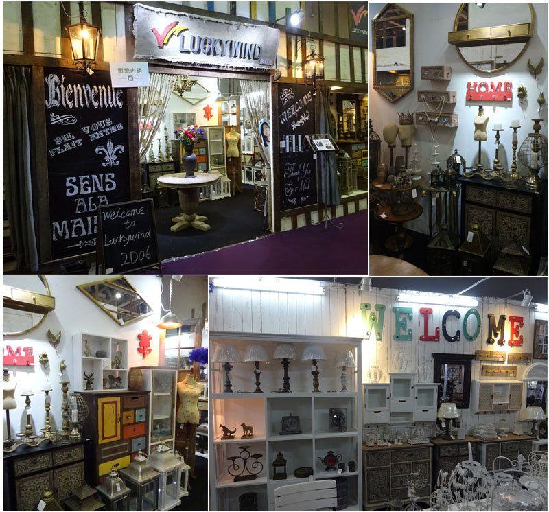 2016 Carton Fair Luckywind Handicrafts Company Ltd Vintage