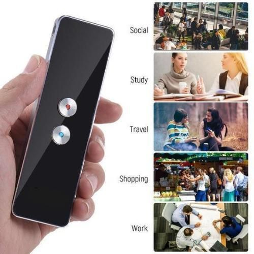 40+ Language Instant Voice Translator is the Innovative