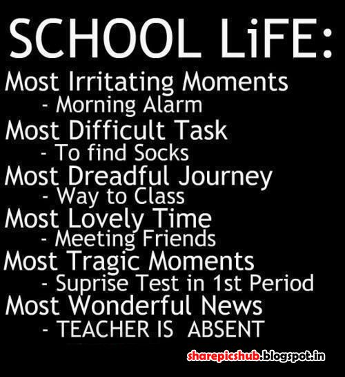 Life Quotes School Quotesgram Trueeee Life Quotes Quotes