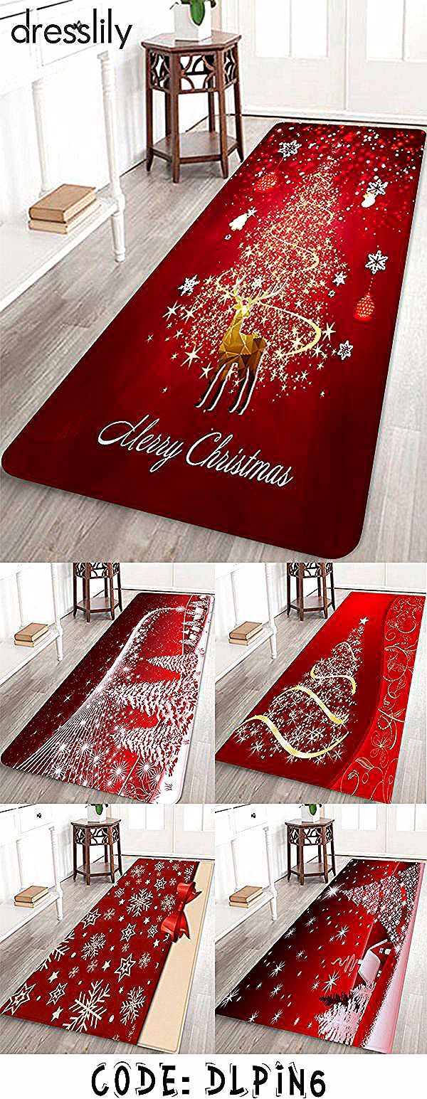 Find Christmas Rugs at dresslily. Enjoy browse our great selection of Decorative Holiday Accents, Christmas Wall Art, Christmas rugs and other produit for decorate your home. #dresslily #homedecor #rug #christmas
