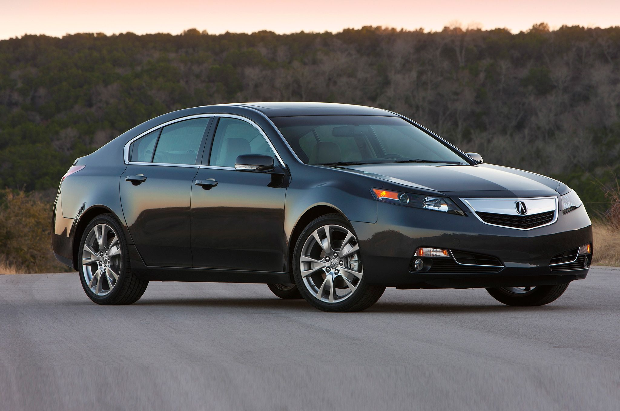 2014 Acura TL Reviews and Rating Motor Trend Acura tl