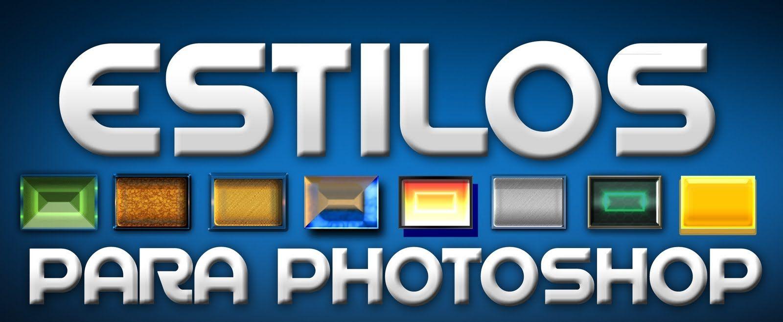 Como hacer Estilos de letras con Photoshop cs6 y CC (tutorial) | 20 ...