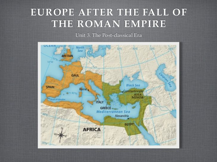 Europe After The Fall Of The Western Roman Empire Roman Empire Alexandria Egypt Empire