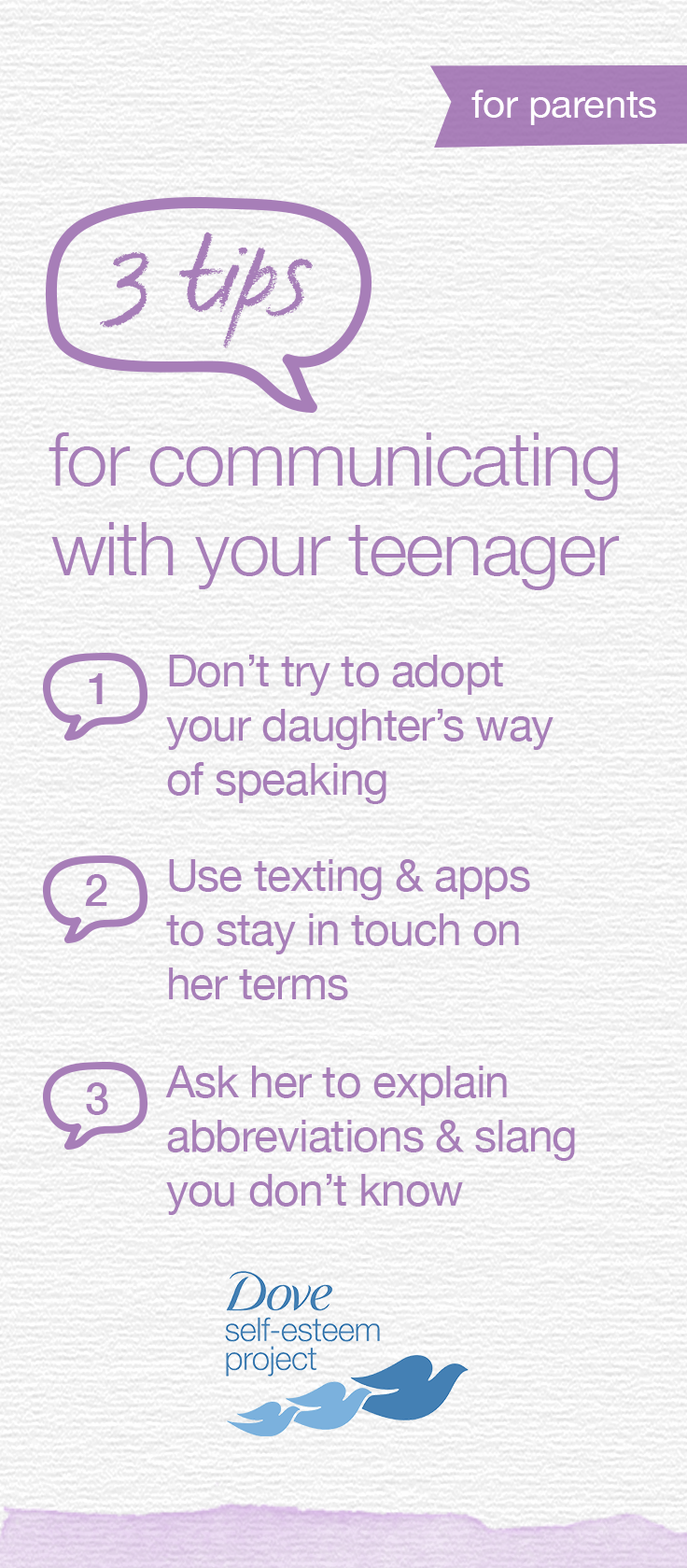 how to talk to your teenage daughter