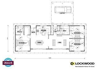 Lifemark Skagen - House Plans New Zealand | House Designs NZ ...