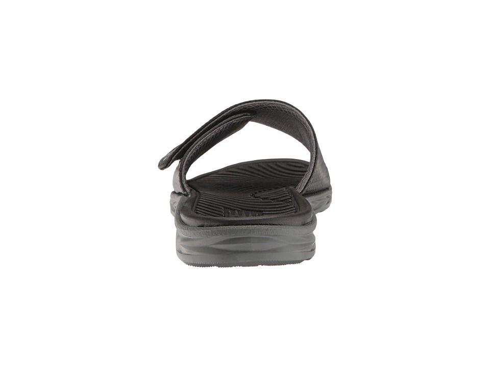 9b6feac1eaa New Balance Response Slide Men s Slide Shoes Black Grey