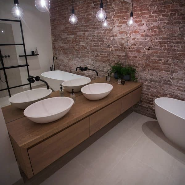 Exclusief badkamermeubel De Eerste Kamer | Badkamer | Pinterest