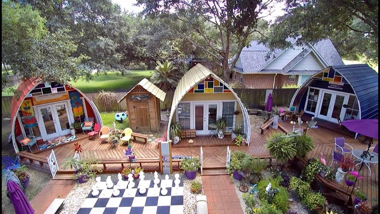 Arched Cabins Off Grid Simple Living With Financial Freedom