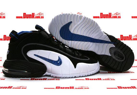 Remember when Penny Hardaway was good and had all the coolest shoes?