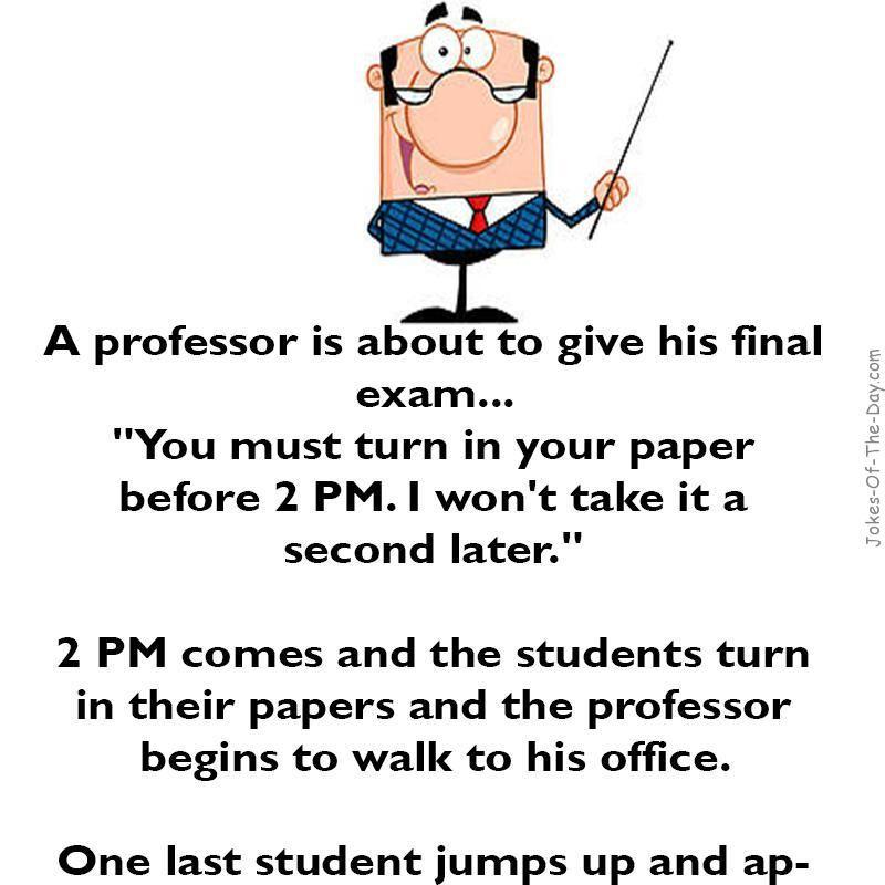 The Smart Student - #Funny #Joke Funny Jokes Pinterest Funny - joke divorce papers