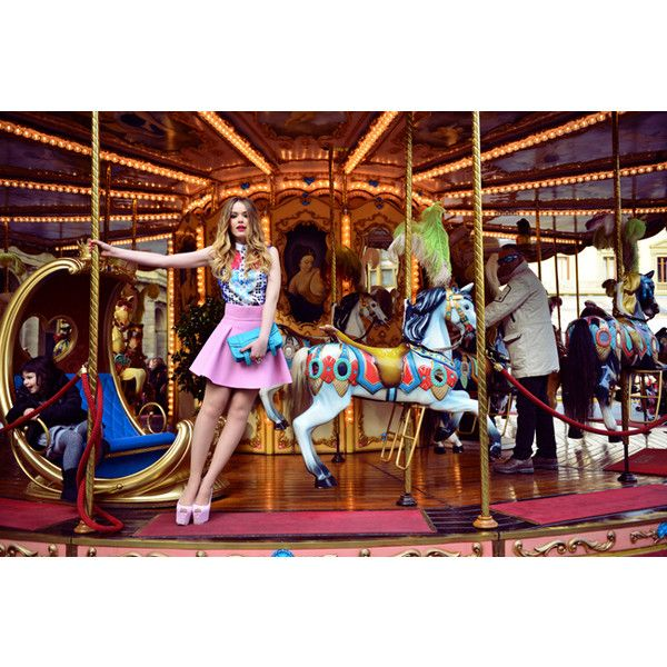 CANDY COLOURED via Polyvore