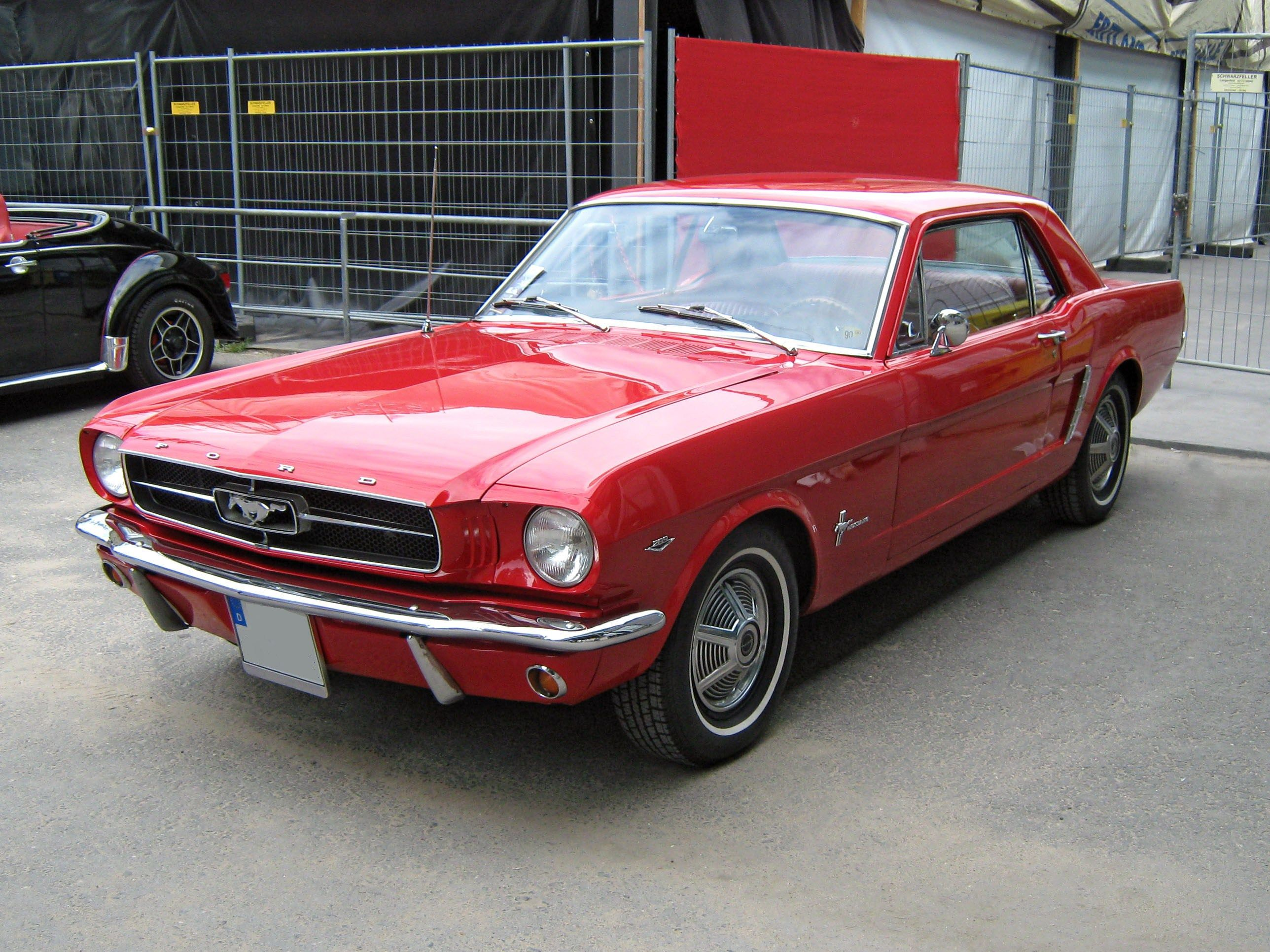 Ford Mustang Years 1965 MPV Cars Vehicles Pinterest