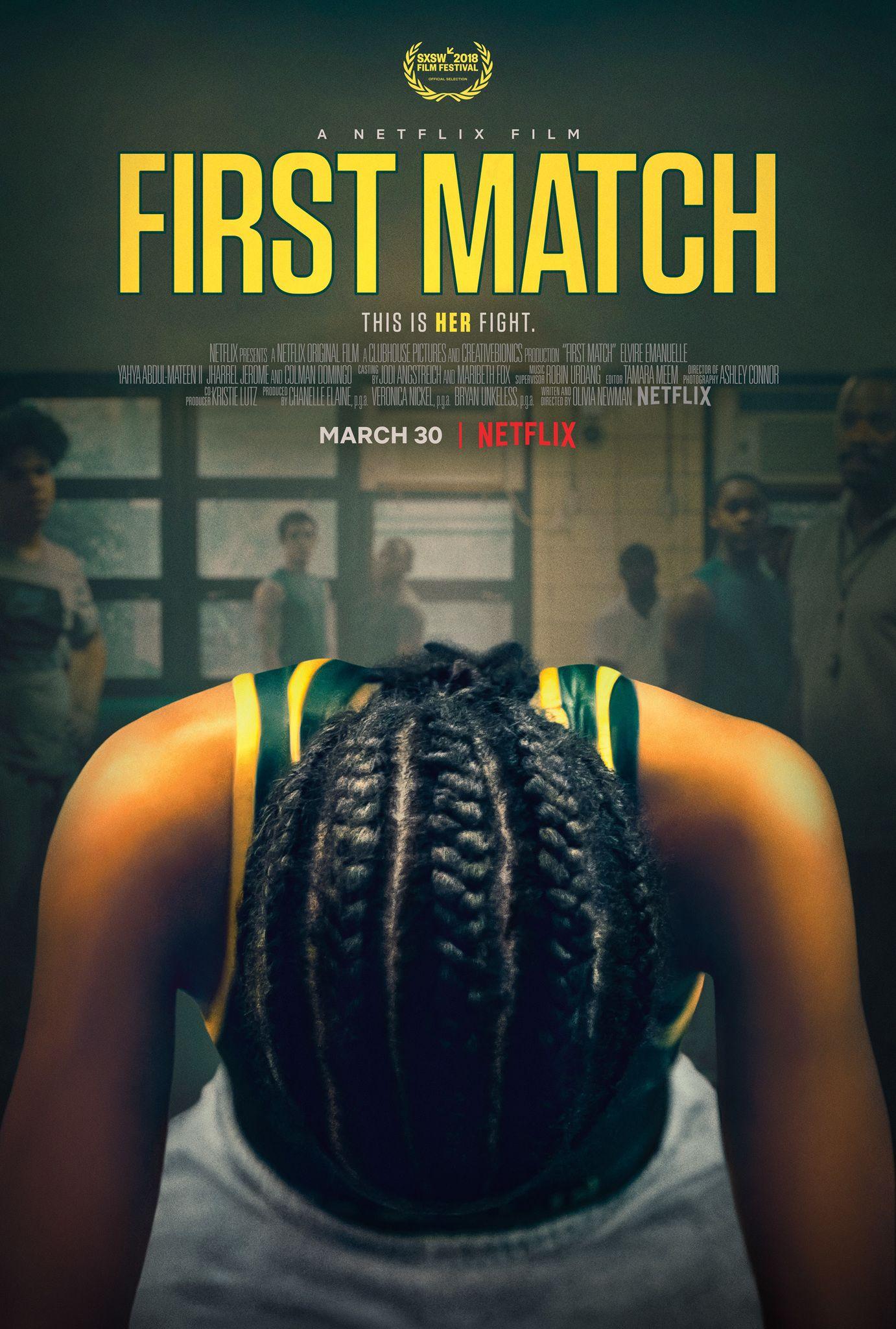 First Match Netflix movies to watch, Netflix movies, Netflix