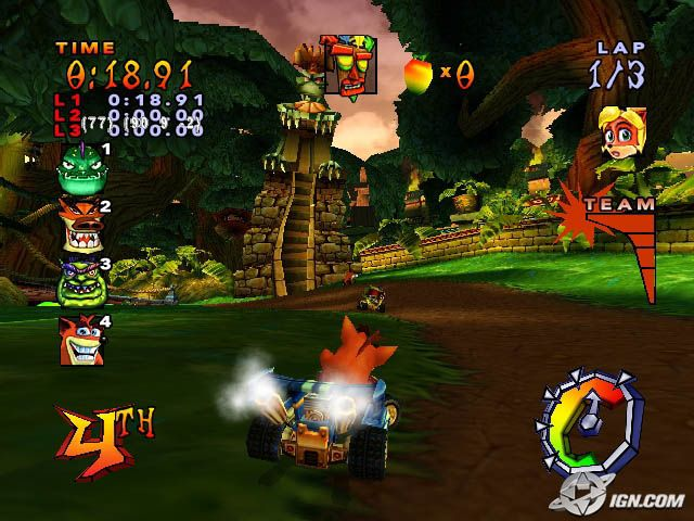 Ctr Has Quite A Complicated Interface On The Screen This Is So You Don T Have To Navigate Away From The Game To See How You Re Game Interface Games Navigation
