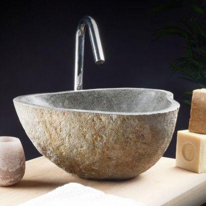 Lave Main Nobu Countertop Basin Bathroom Sink Bowls Stone Sink