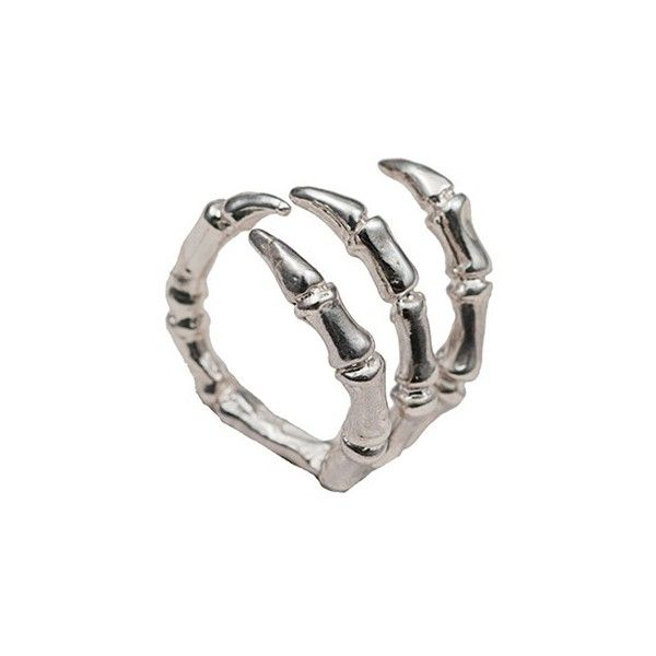 Paolo Piovan tiger claw ring - Metallic s3mlId
