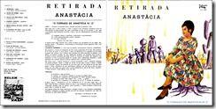 Vinil Campina: Anastácia - 1966 -  Retirada - O torrado de Anastá...