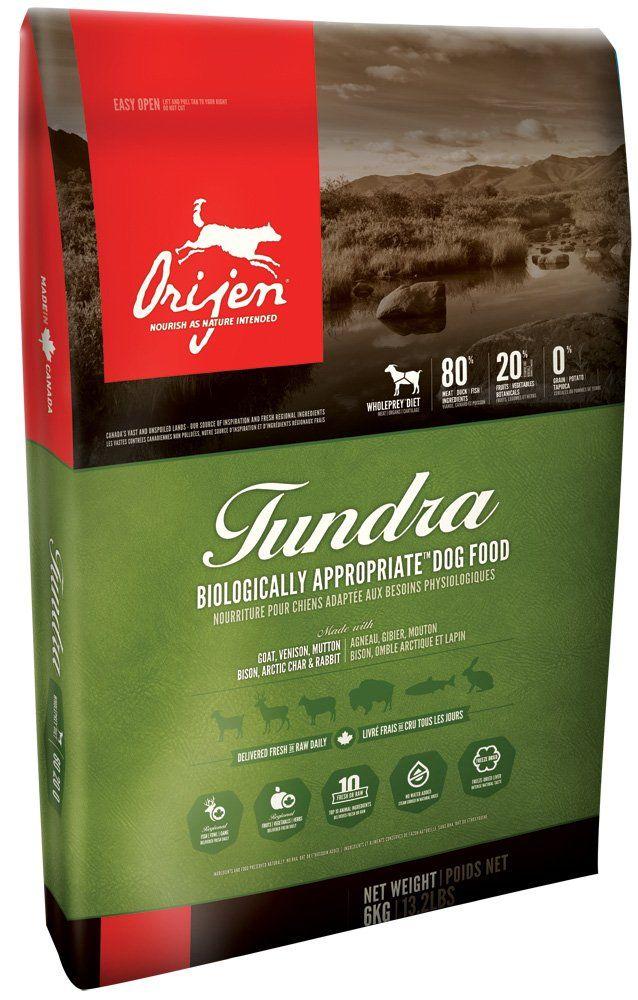 Orijen Tundra Dry Dog Food, 13.2 lbs *** Hope you like our