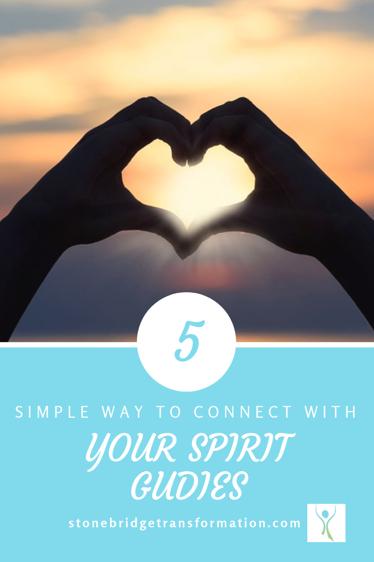 5 Simple Ways to Connect with Your Spirit Guides - Stone ...