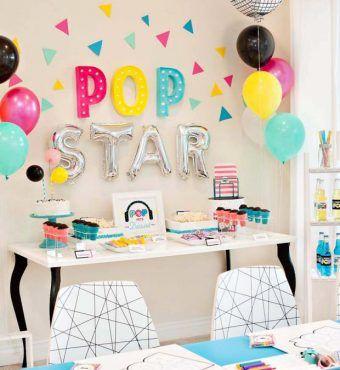 ideas de decoracin de fiestas infantiles cmo decorar una fiesta infantil cmo decorar un cumpleaos para nios halloween para nios ocio pinterest