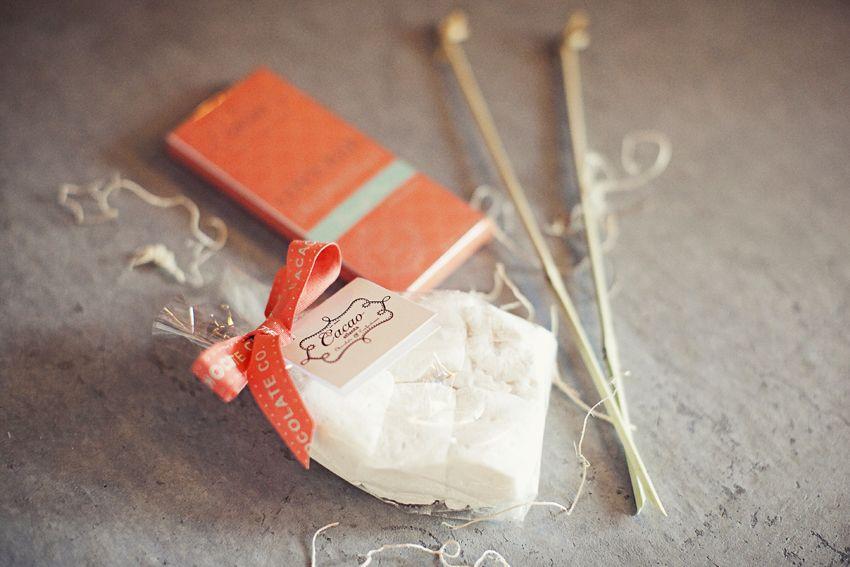 marshmallow favors