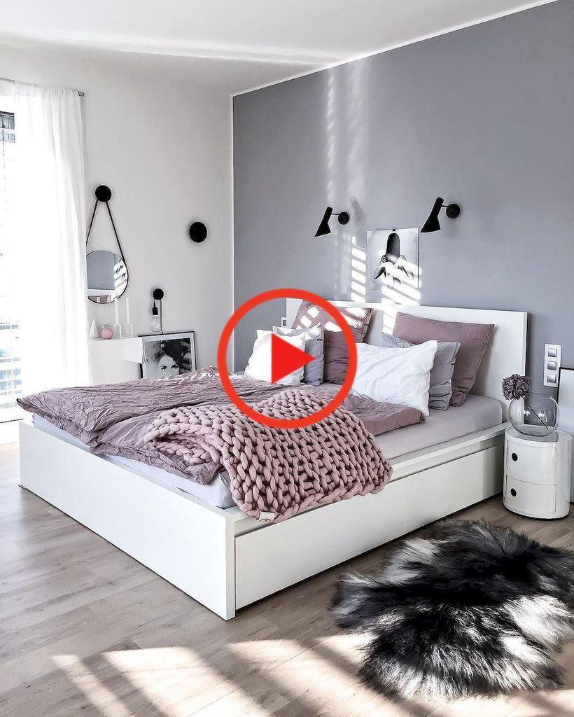 Photo of 34 Prachtige Master Bedroom Decor je kunt proberen