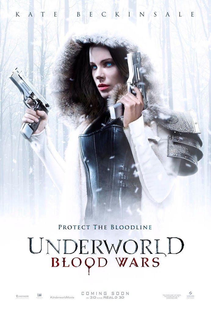 Underworld 11X17 Movie Poster Kate Beckinsale